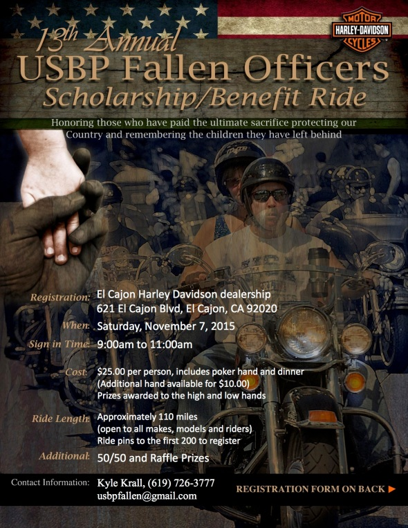 BP Fallen Officers Ride 2015 1